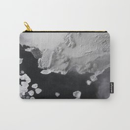 Waterfall molecules Carry-All Pouch