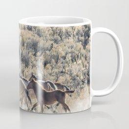 Running Mustangs, No. 1 Coffee Mug