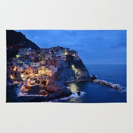 Italy Amalfi Coast Rug