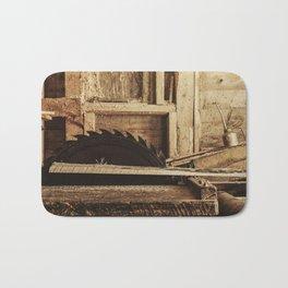 The Sawmill Bath Mat