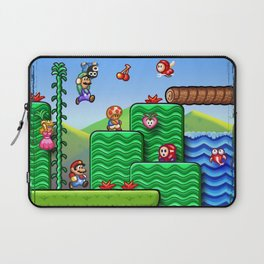 Super Mario 2 Laptop Sleeve