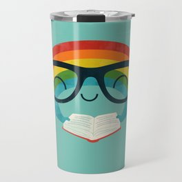 Brainbow Travel Mug