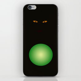 Maleficent Ball iPhone Skin