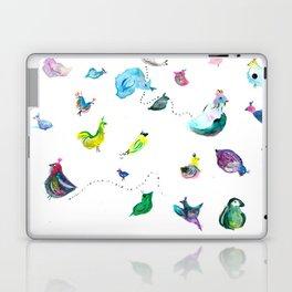 Chickens! Laptop & iPad Skin