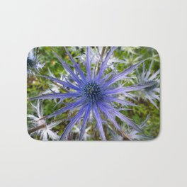 A thistle with style Bath Mat