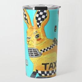 Taxi Rab 2 Travel Mug