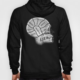The Mind, Divided Hoody
