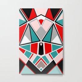 Abstract #604 Metal Print