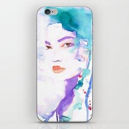 Elina five iPhone Skin