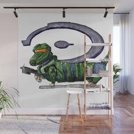 Halo-Weenie Wall Mural
