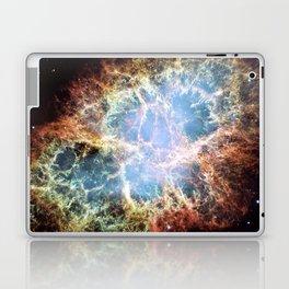 The Crab Nebula Laptop & iPad Skin
