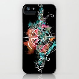 First, We Make the Beast Beautiful (inverted) iPhone Case