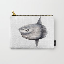 Ocean Sunfish (Mola mola) Carry-All Pouch