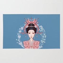 Sea Goddess Rug