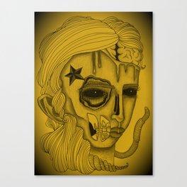 Lillian 2 Canvas Print