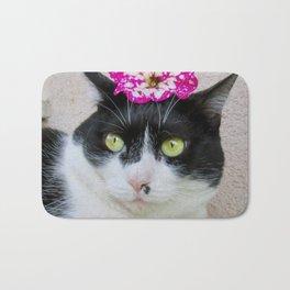 Khoshek sweet kittycat Bath Mat