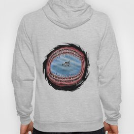 Sharks and Minnows(without text) Hoody