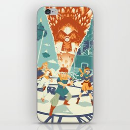 Chrono Trigger iPhone Skin