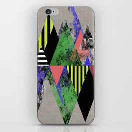 Triangles! iPhone Skin