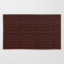 Fudgesickle Wood Grain Texture Color Accent Rug