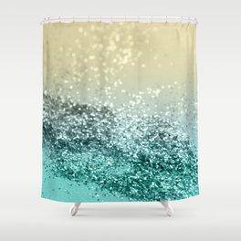 Lemon Twist Beach Glitter #2 #shiny #decor #art #society6 Shower Curtain