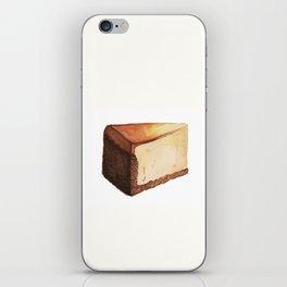 Cheesecake Slice iPhone Skin