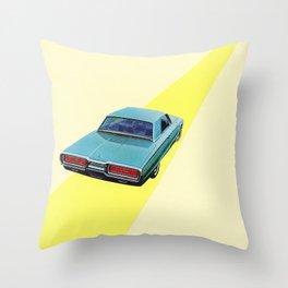 Open Road Throw Pillow