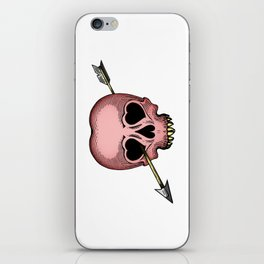 In your head iPhone Skin