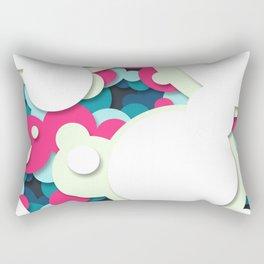 Bubbles Rectangular Pillow