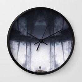 le monde de la noyade  - NOAH - Wall Clock