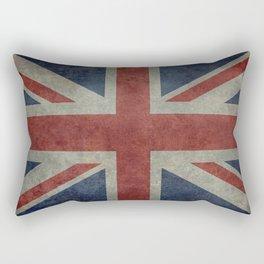 Union Jack (1:2 Version) Rectangular Pillow