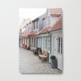 Aalborg, Denmark Metal Print