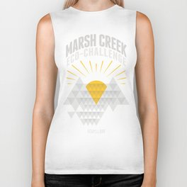 Marsh Creek Eco-Challenge 2015; Shirt Art Biker Tank
