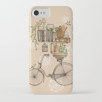 fish iPhone & iPod Cases featuring Pleasant Balance by florever