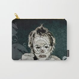 FRIENDLY MONSTERS Carry-All Pouch