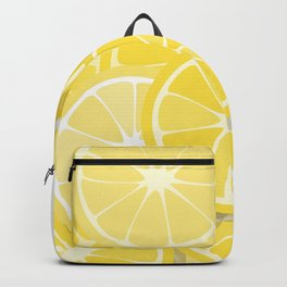 Citrus Plate Backpack