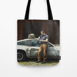 That Fleeting Moment Captured Tote Bag