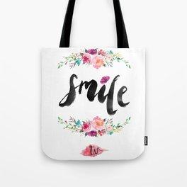 Smile. Tote Bag