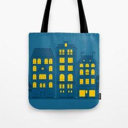 night street Tote Bag