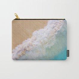 Dream Beach wave Carry-All Pouch