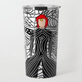 Heroes Fashion 6 Travel Mug