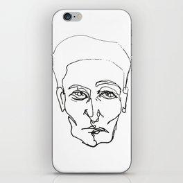 Aesthetics: Graphic-sketch iPhone Skin