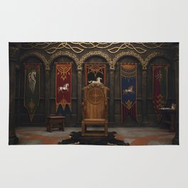 Golden Hall Rug