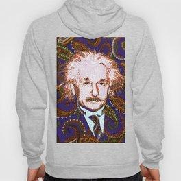 psychedelic quantum physics genius E = mc2 Hoody