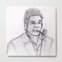 Kramer Metal Print