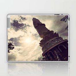 Buddha in Vietnam Laptop & iPad Skin