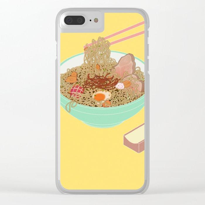 Ramen! Clear iPhone Case