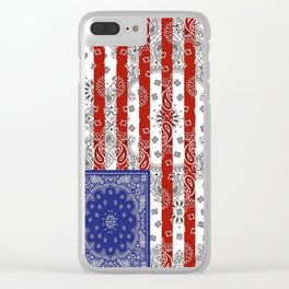 Flagdana Clear iPhone Case