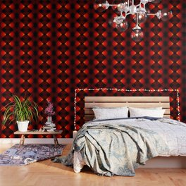 Abstract Retro Pattern 17 Wallpaper