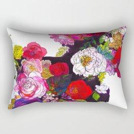 Sundown Blaze Rectangular Pillow